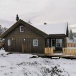 Maling av hytte