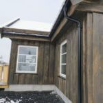 Maling av hytte 3